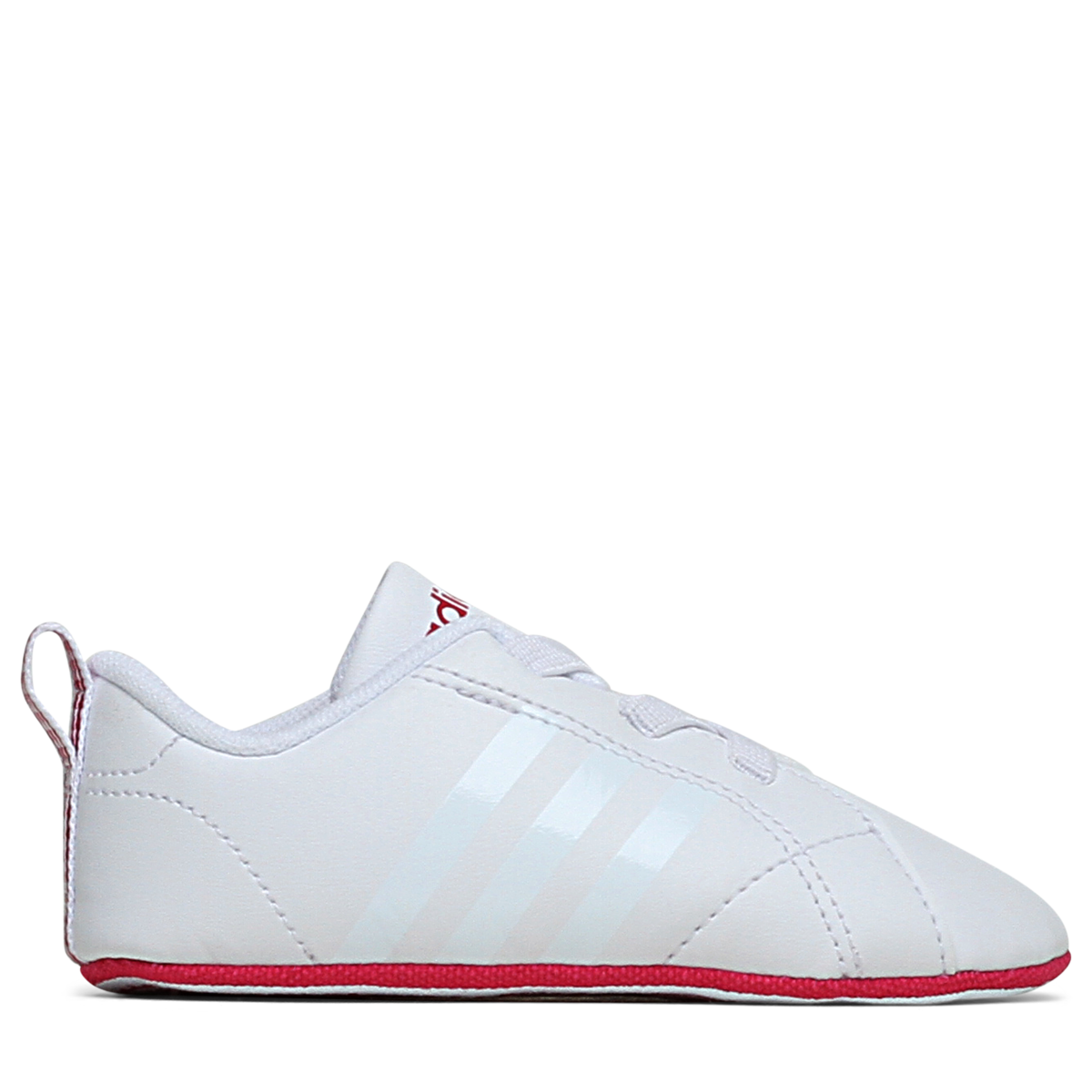 adidas - VS Advantage Crib - Hvid