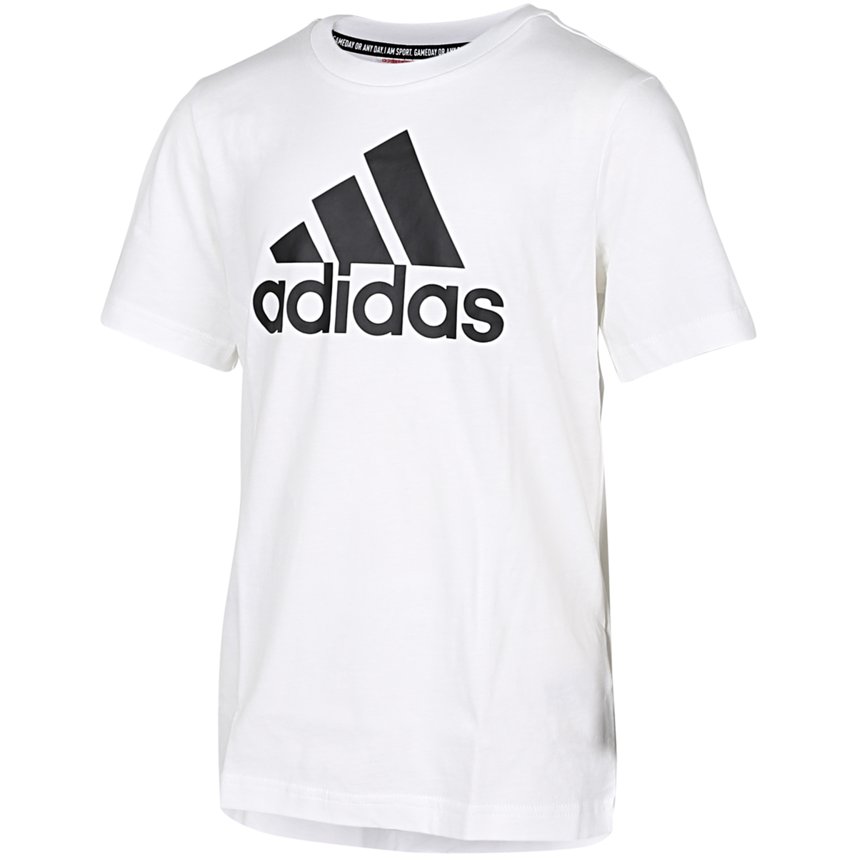 adidas - Must Haves Badge Of Sport T-shirt - Hvid