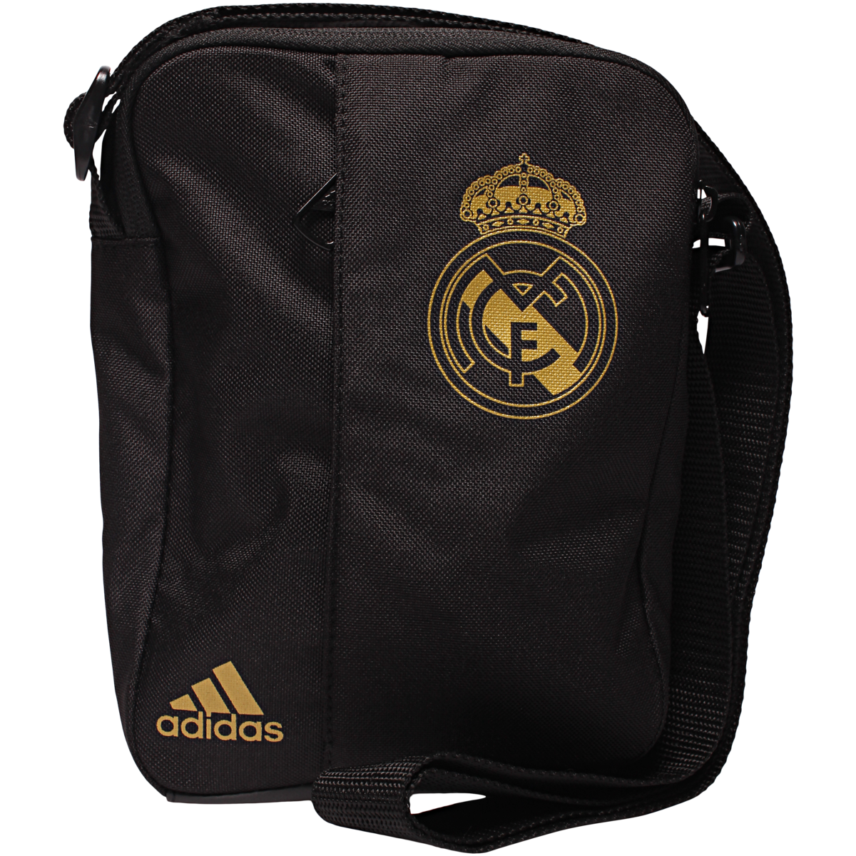 adidas - Real Madrid Organiser Taske 2019/20 - Sort