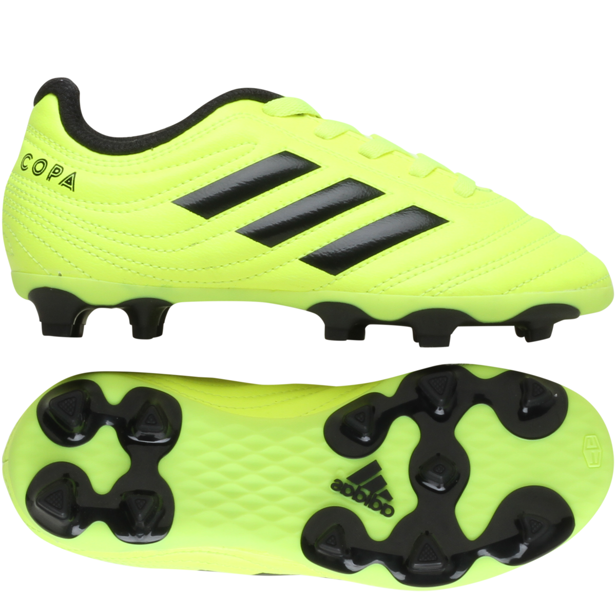 adidas - Copa 19.4 FG/AG Hard Wired - Neon