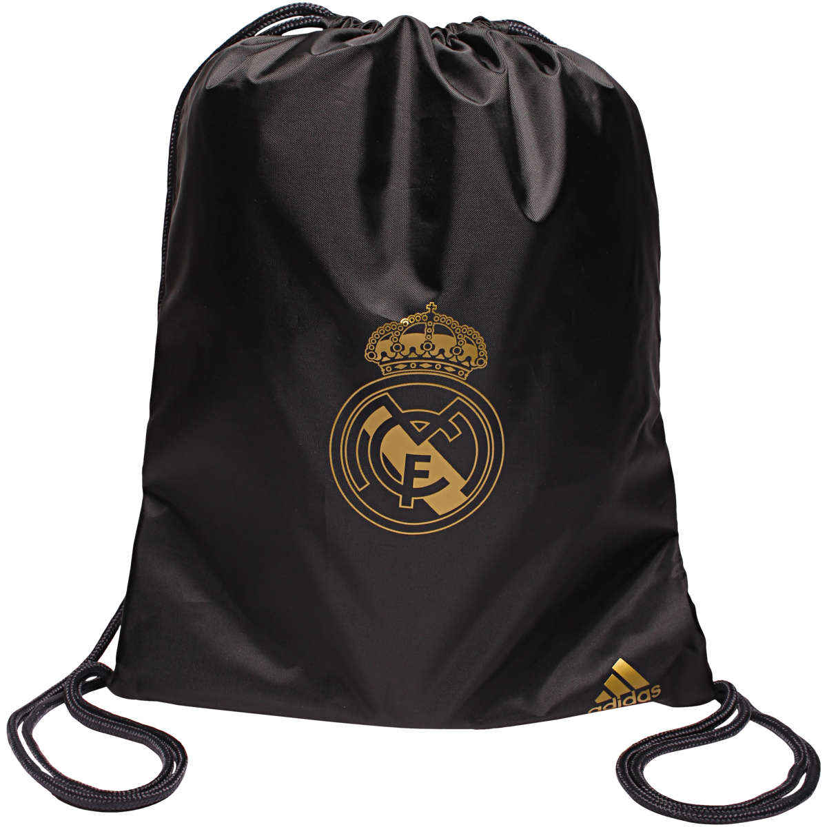 adidas - Real Madrid Gymnastikpose 2019/20 - Sort