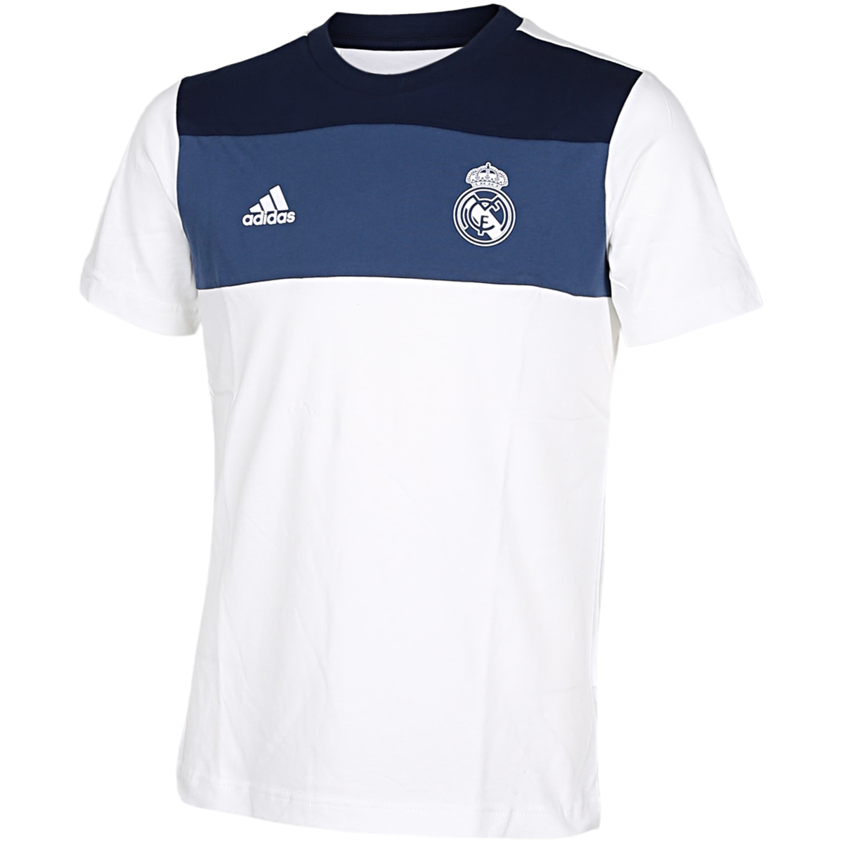 adidas - Real Madrid Graphic T-shirt 2019/20 - Hvid