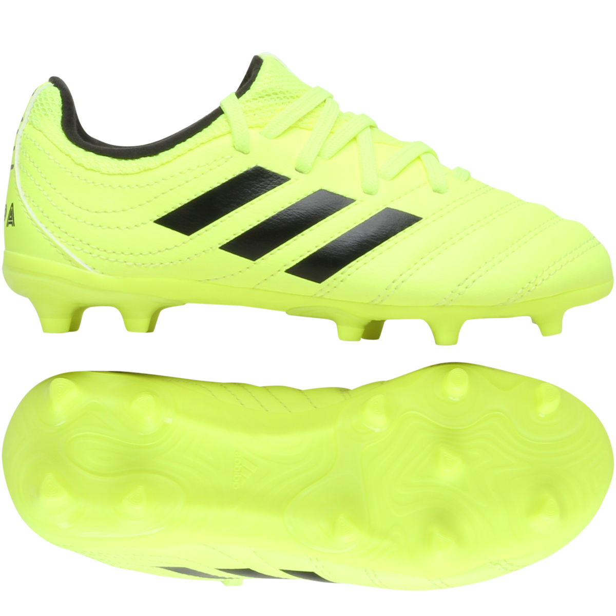 adidas - Copa 19.3 FG/AG Hard Wired - Neon