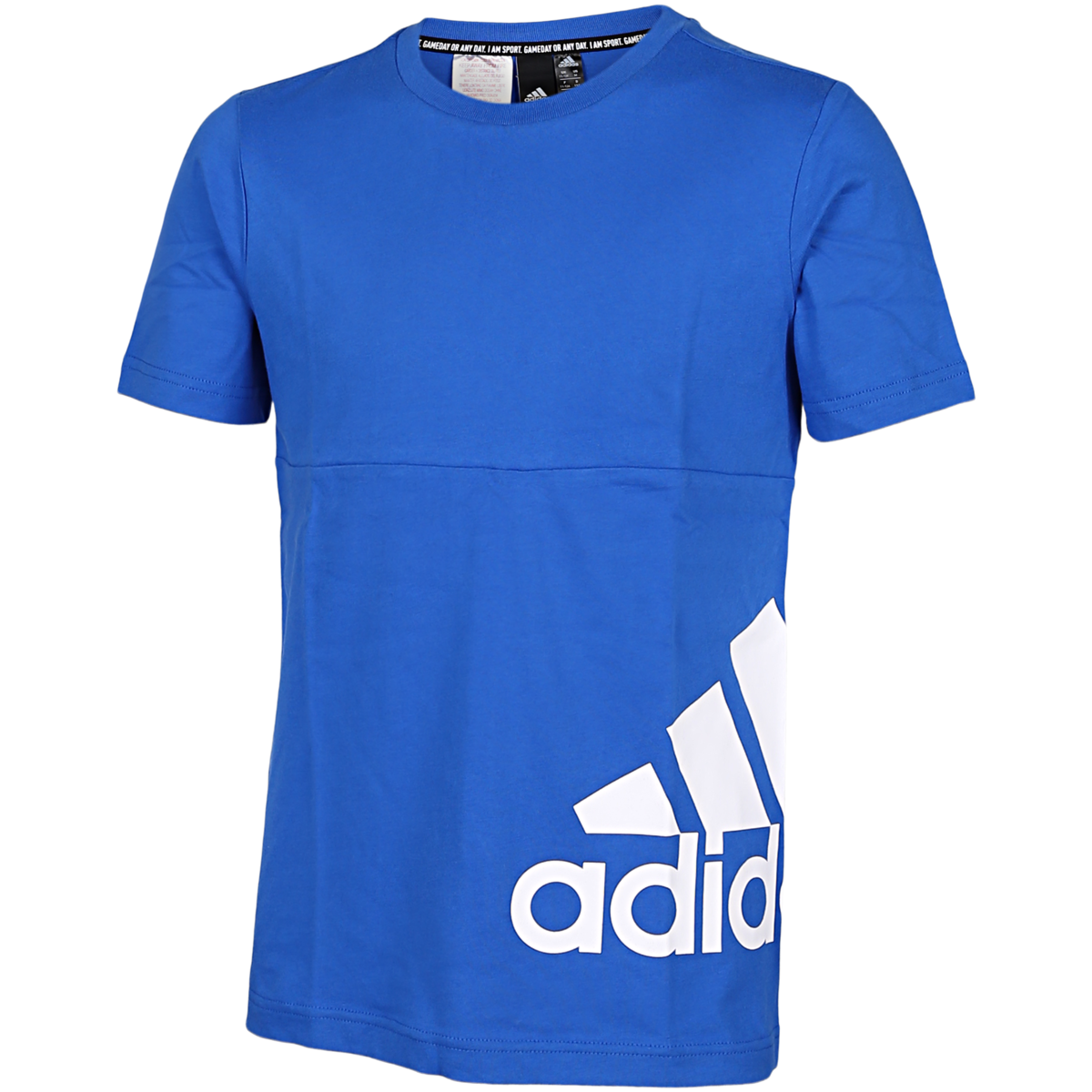 adidas - Must Haves Badge Of Sport T-shirt - Blå