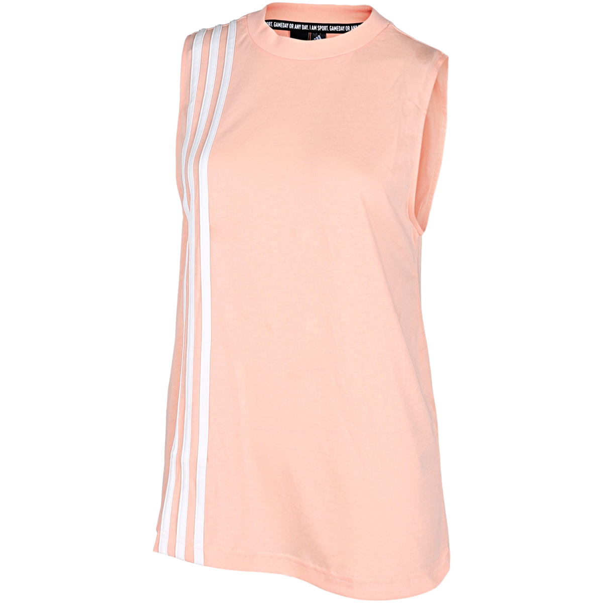 adidas - Must Haves 3-Stripes Tank Top - Lyserød