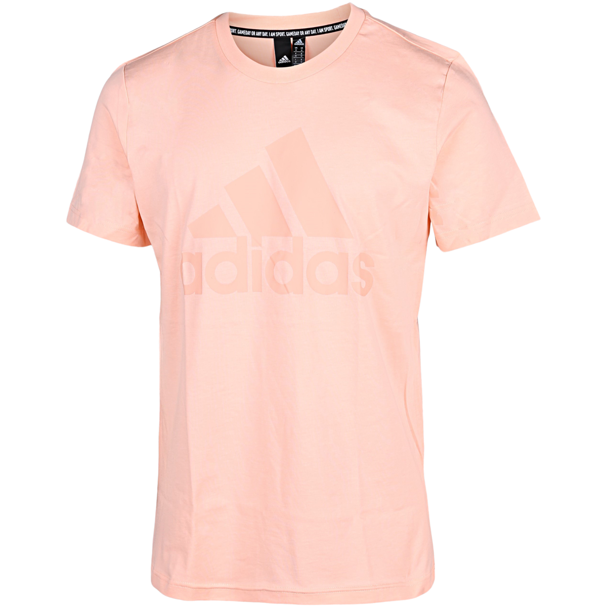 adidas - Must Haves Badge Of Sport T-shirt - Lyserød