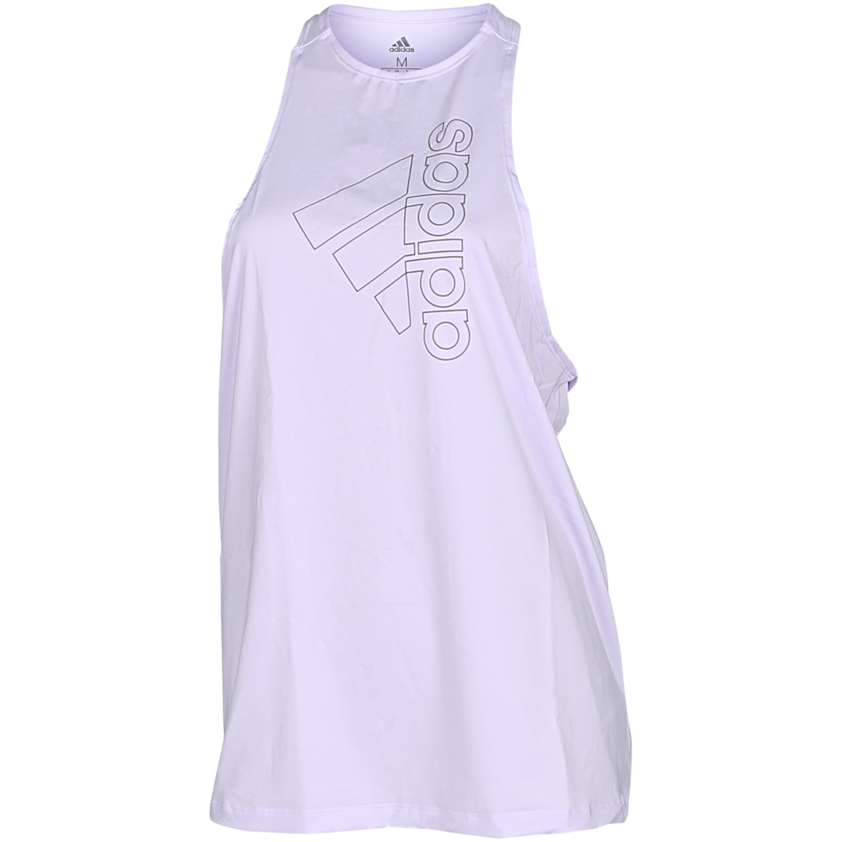 adidas - Badge of Sport Tank Top - Lyselilla