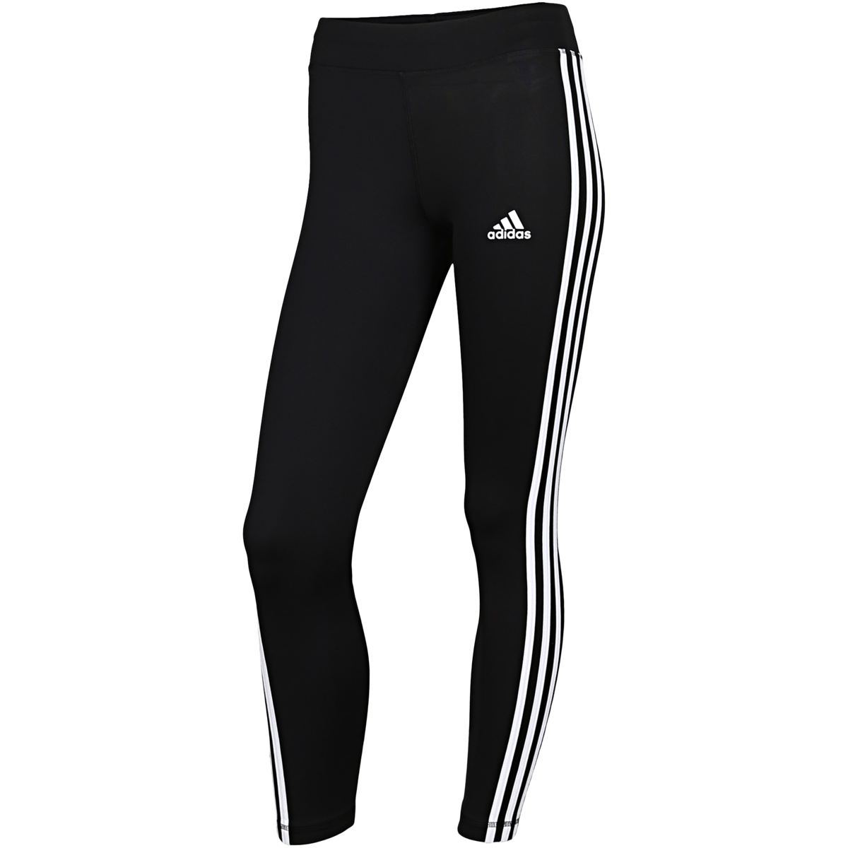 adidas - Training Equipment 3-Stripes Tights - Sort