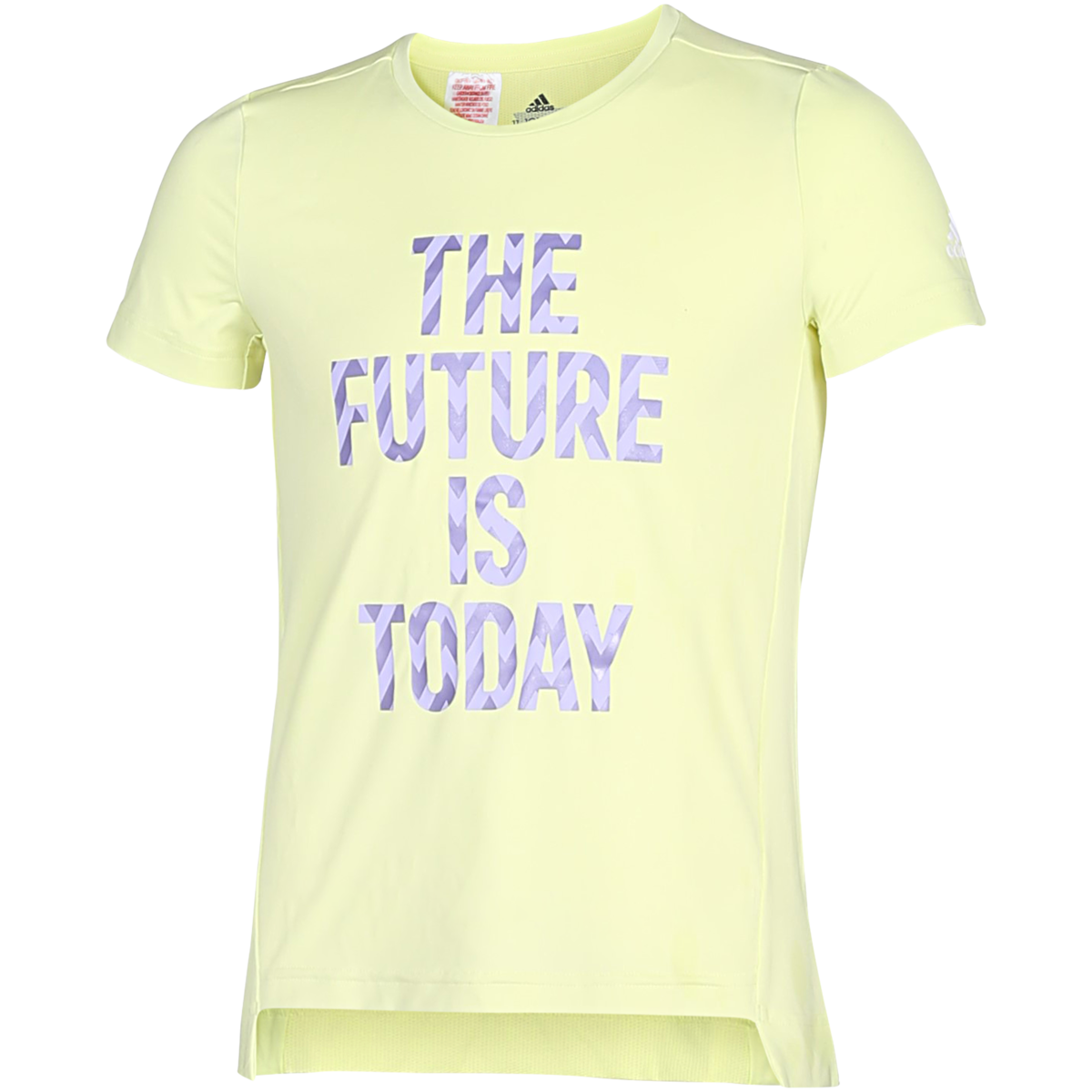 adidas - The Future Today T-shirt - Gul