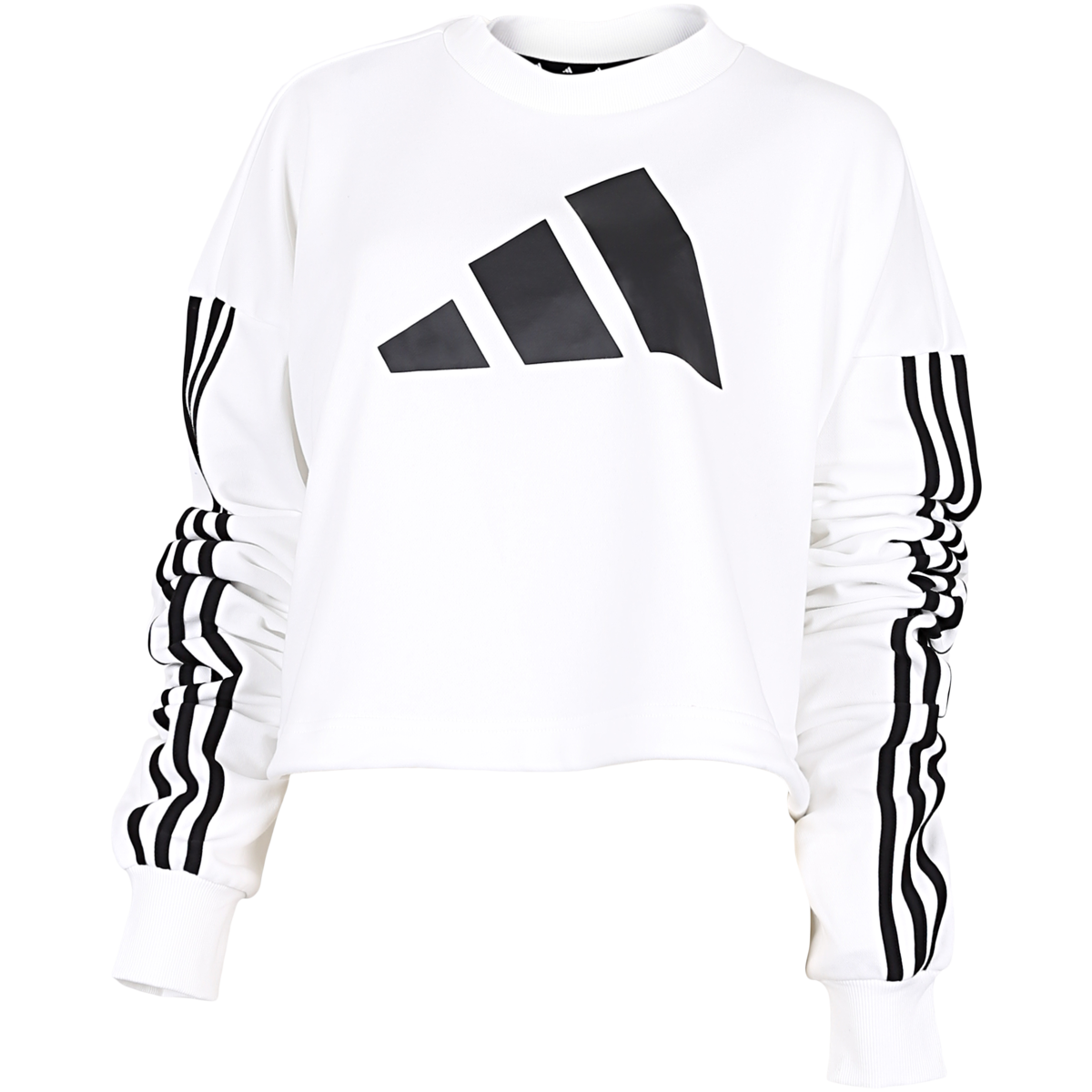 adidas - ADJUST Performance Sweatshirt - Hvid