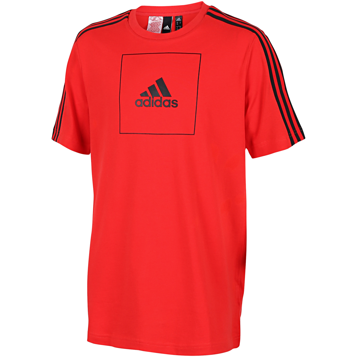 adidas - Athletics Club T-shirt - Rød
