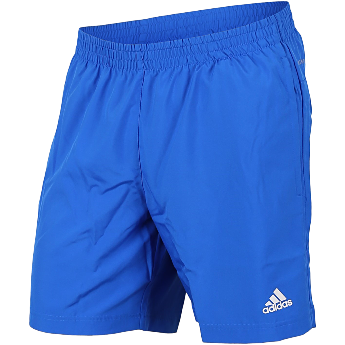 adidas - Run It 3-Stripes PB Shorts - Blå