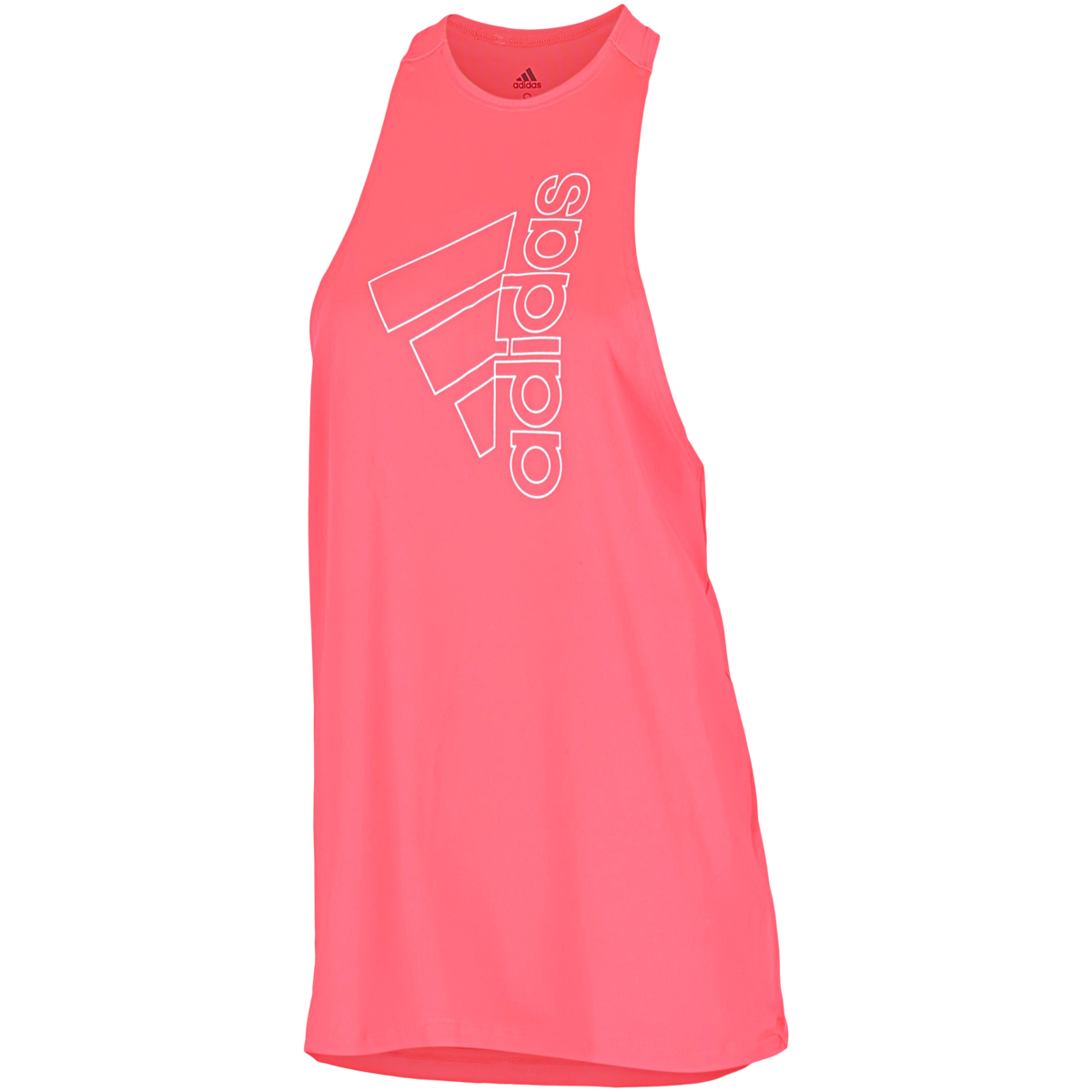 adidas - Badge of Sport Tank Top - Pink