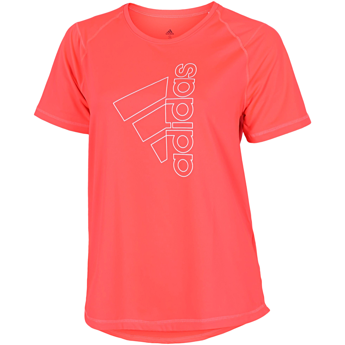 adidas - Badge of Sport T-shirt - Pink