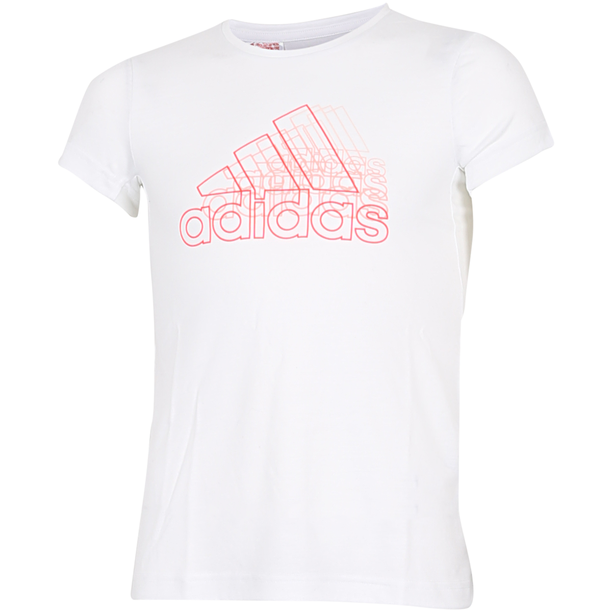 adidas - UP2MV AEROREADY T-shirt - Hvid