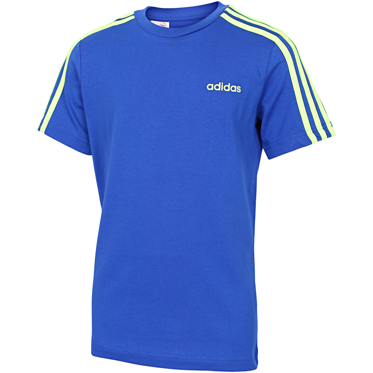 adidas - Essentials 3-Stripe T-shirt - Blå