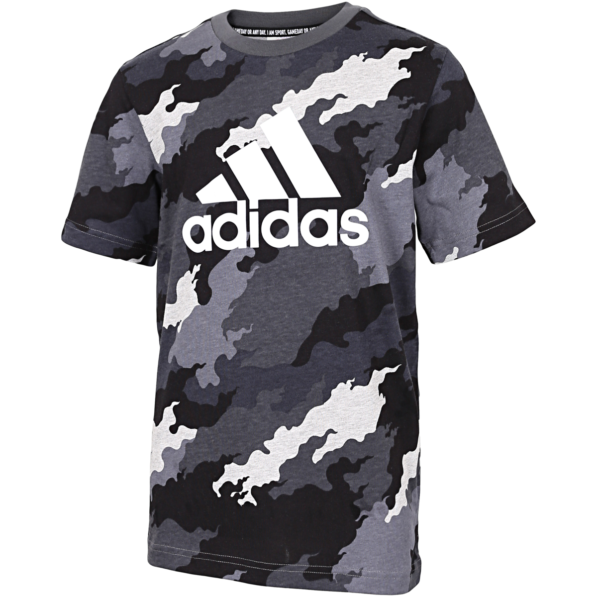 adidas - Must Haves Badge of Sport T-shirt - Grå