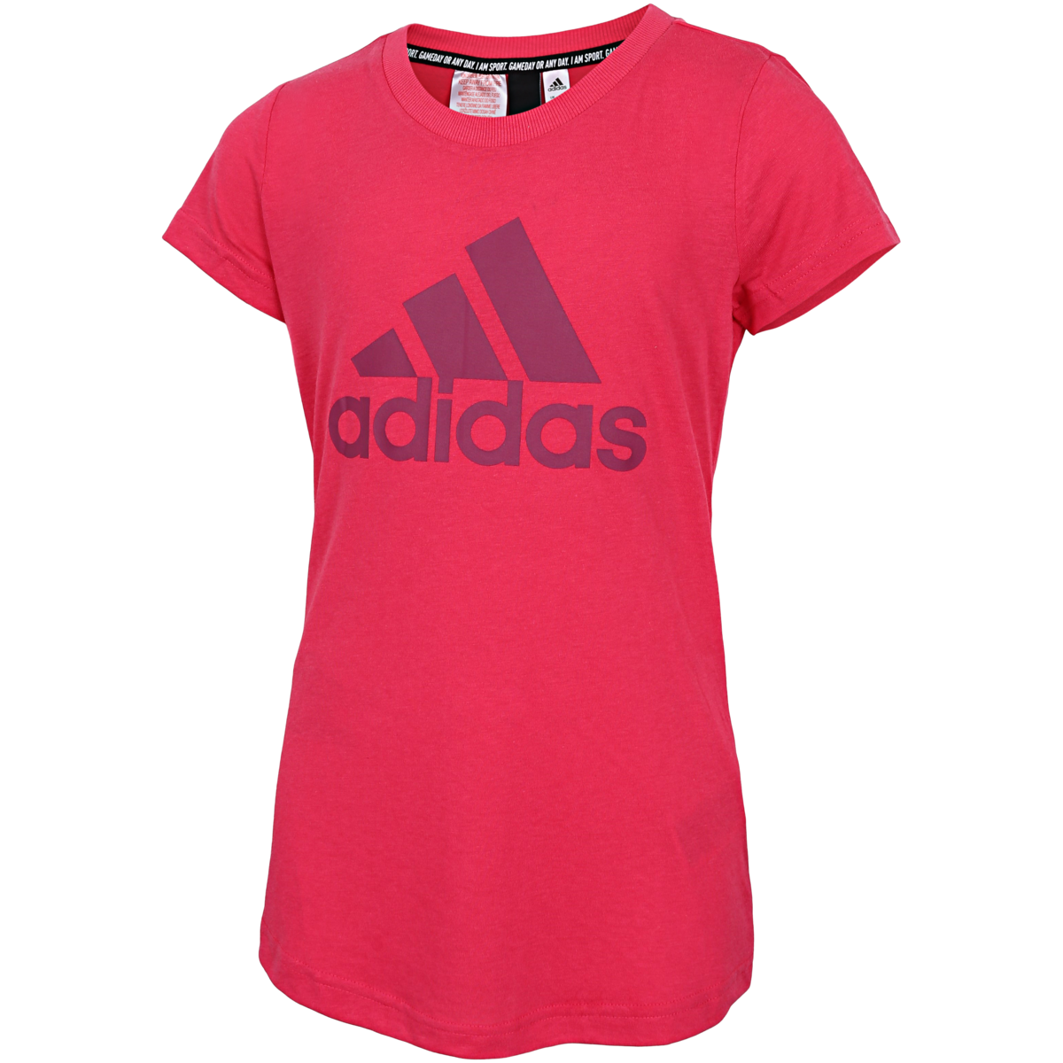 adidas - Must Haves Badge Of Sport T-shirt - Pink