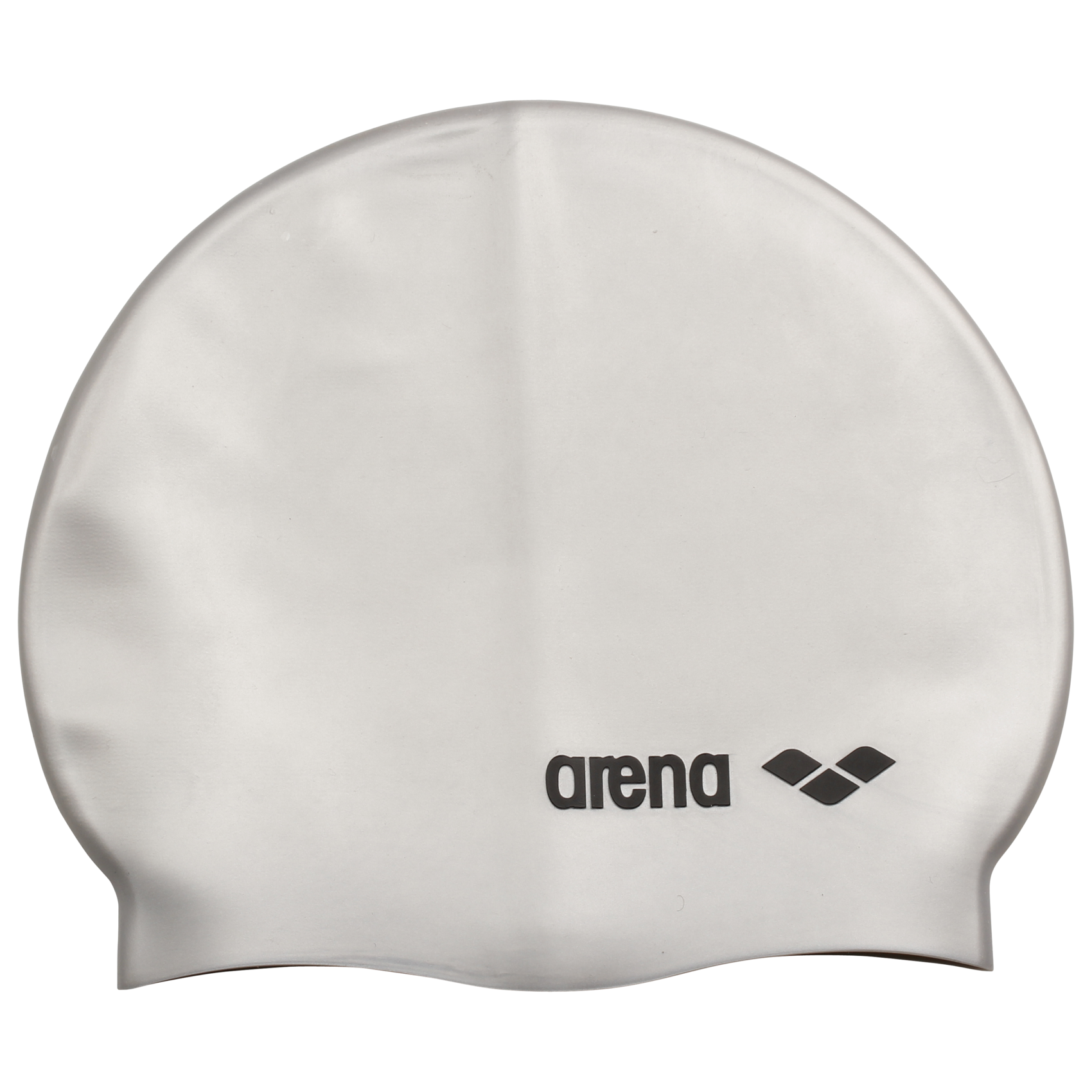 Arena - Classic Silicone Badehætte - Hvid