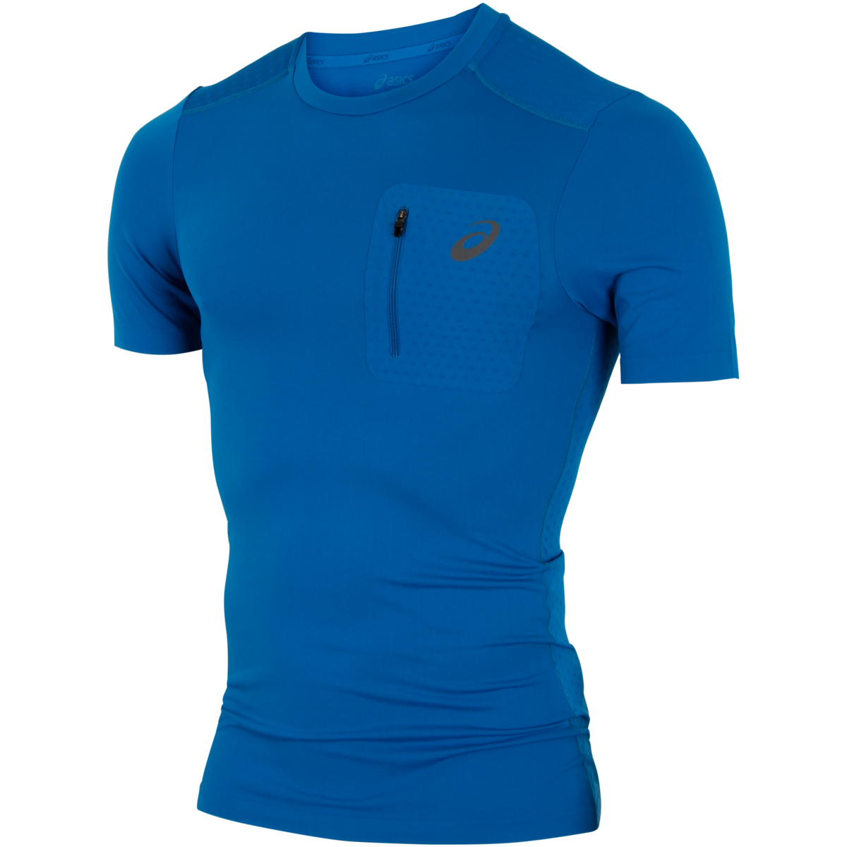 Asics - Elite T-shirt - Blå