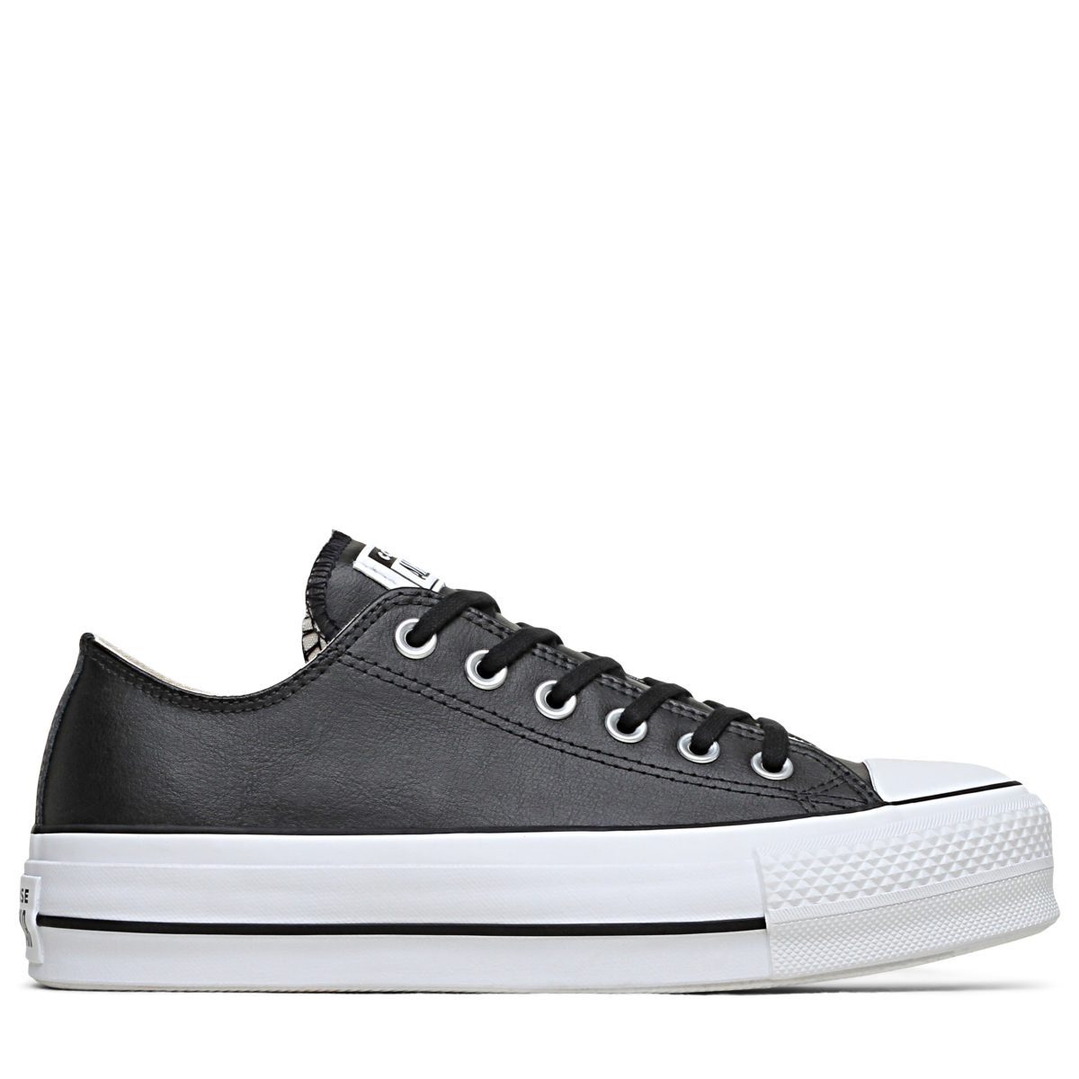 Converse - Chuck Taylor All Star Low-Top - Sort
