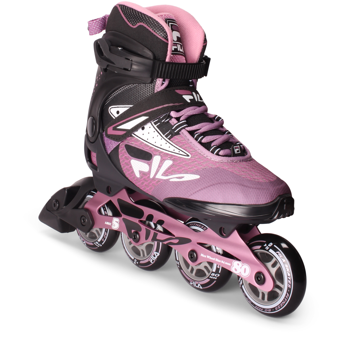 MV Sports Bored Neon XT Skateboard - Pink