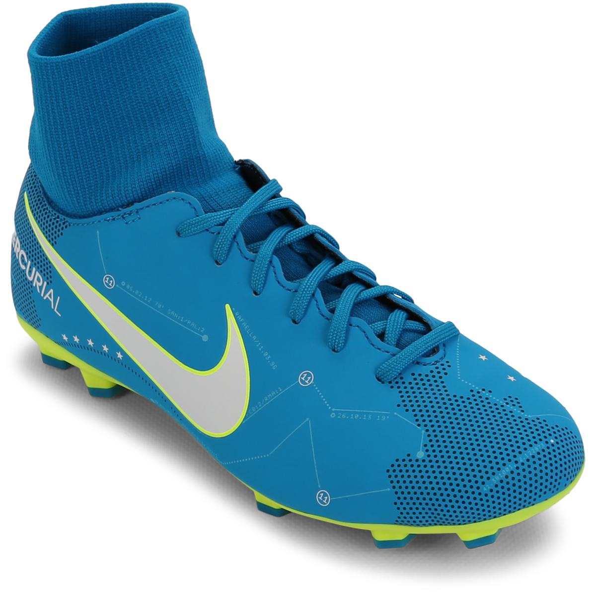 Nike Mercurial Victory VI DF NJR FG Written In The Stars Børn