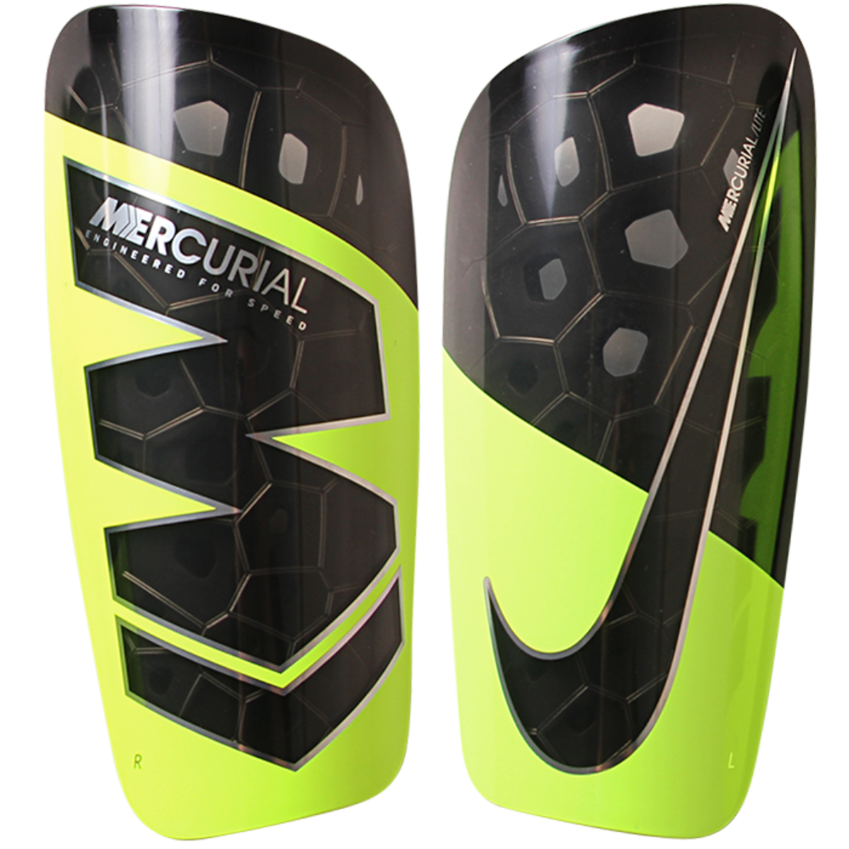Nike - Mercurial Lite Benskinner 'Always Forward' - Neon thumbnail