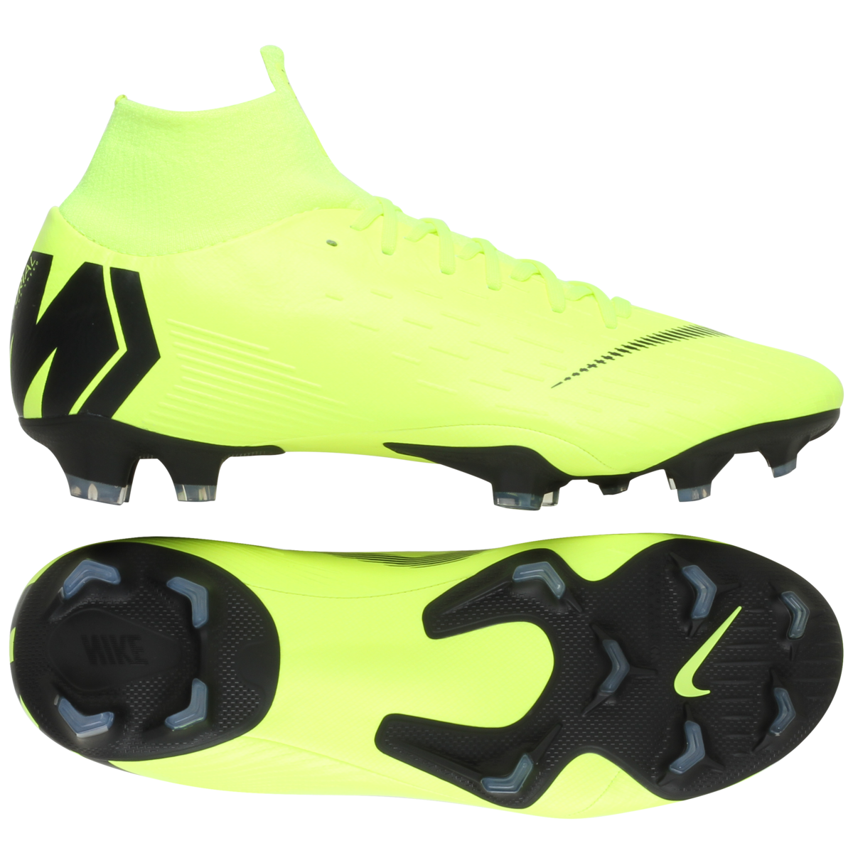 newest bed4e 515d2 Nike – Mercurial Superfly 6 Pro FG  Always Forward  – Neon
