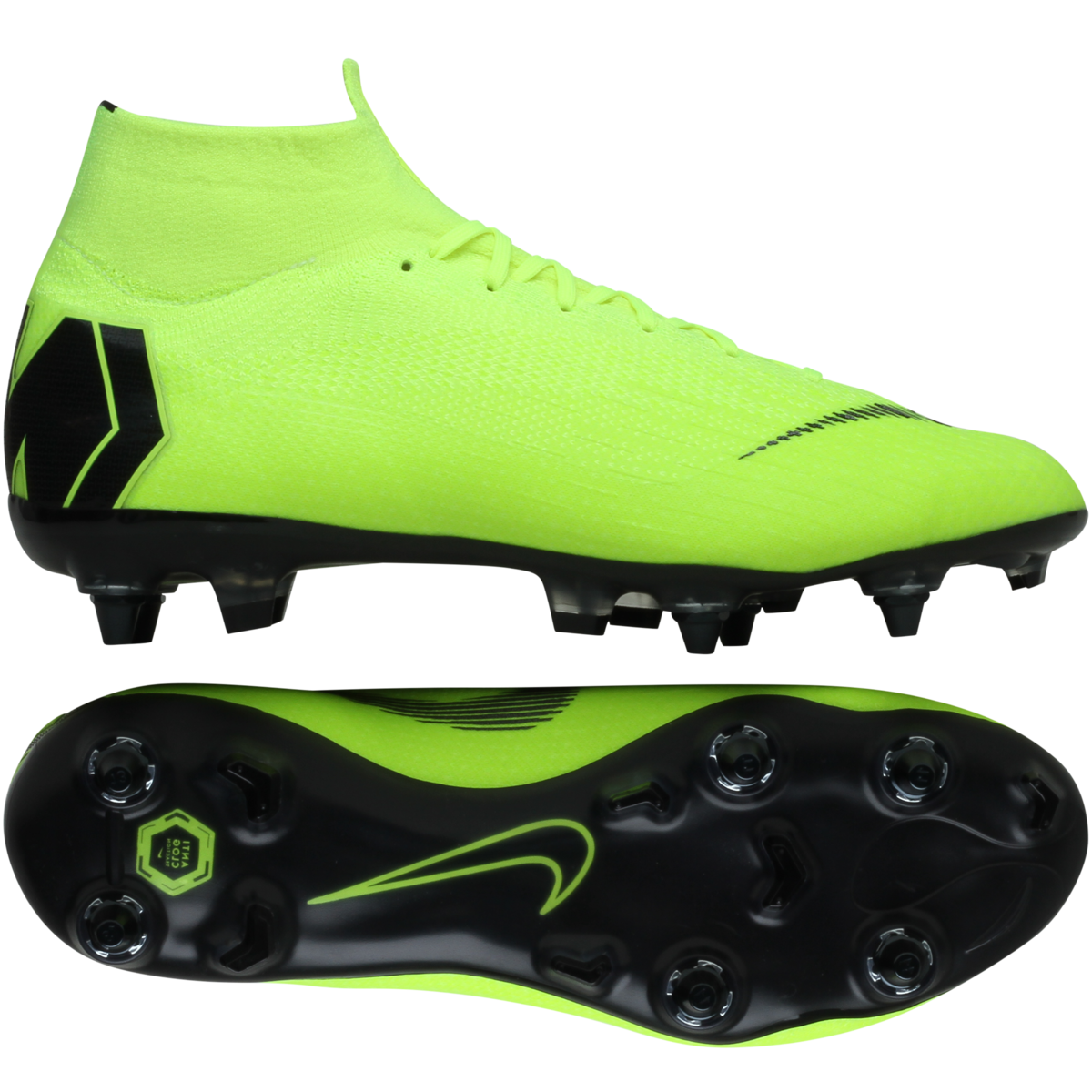 reputable site f16c6 e58e1 Køb Nike Mercurial Superfly 6 Elite SG-PRO Anti-Clog 'Fast By Nature ...