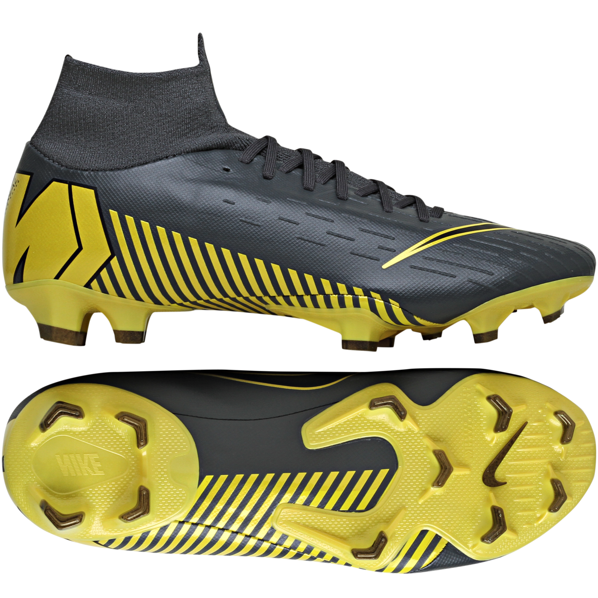 Nike - Mercurial Superfly 6 Pro FG Game Over Pack - Grå