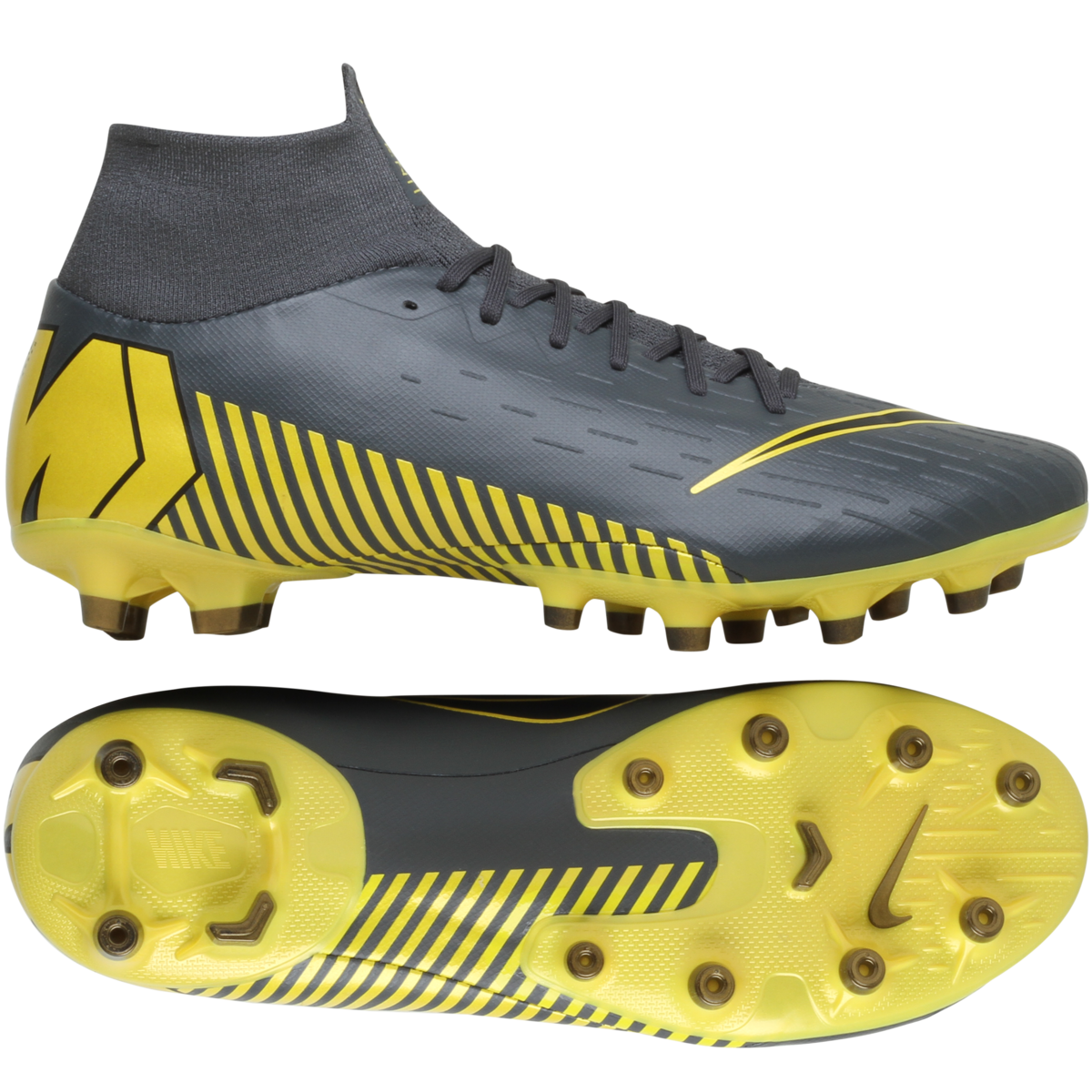Nike - Mercurial Superfly 6 Pro AG-PRO Game Over Pack - Grå