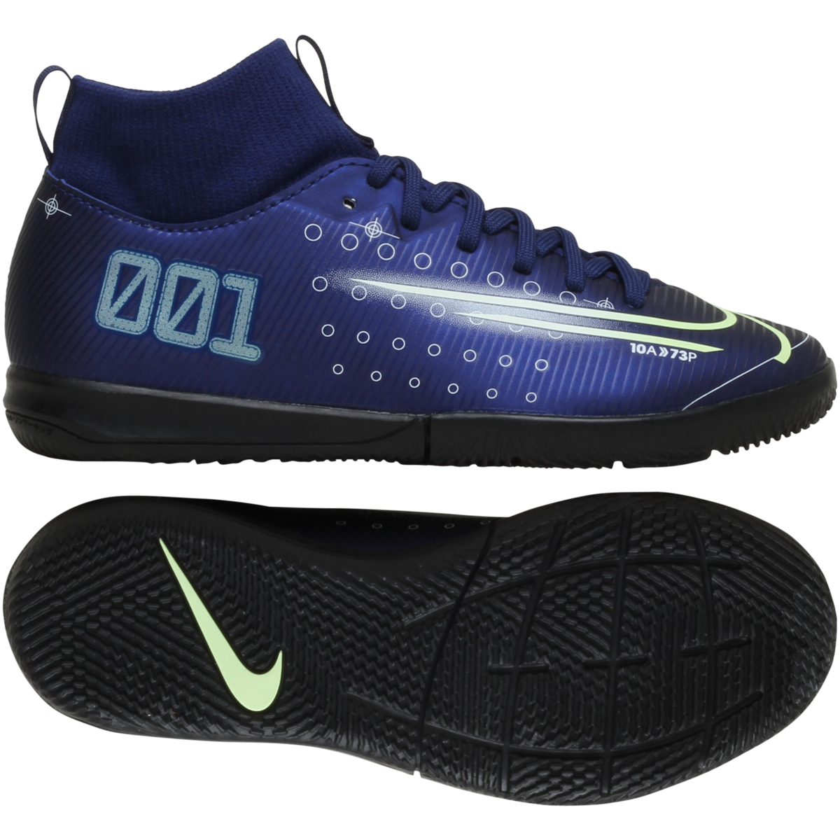 Nike - Mercurial Superfly 7 Academy IC Dream Speed - Navy