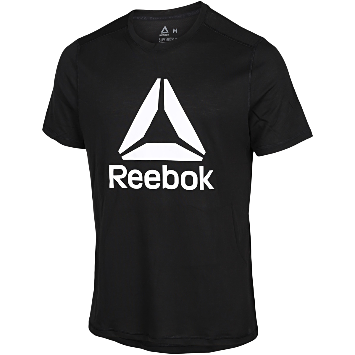 Reebok – WOR Supremium T-shirt – Sort