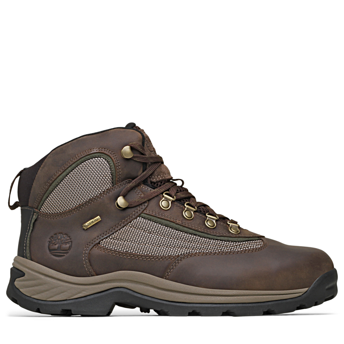 Timberland - Plymouth Trail Mid GTX - Brun - Herre
