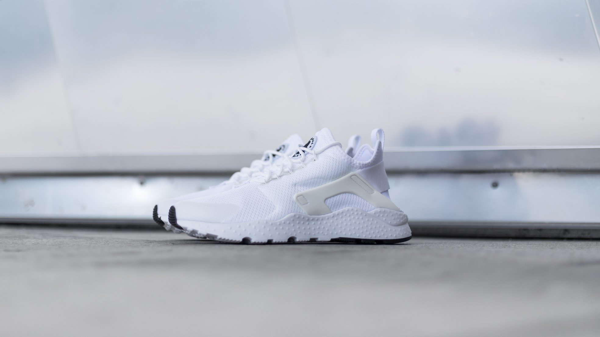uk availability 055a7 3ef98 ... low cost nike air huarache ultra dame white white white bl 2c9fd f3221