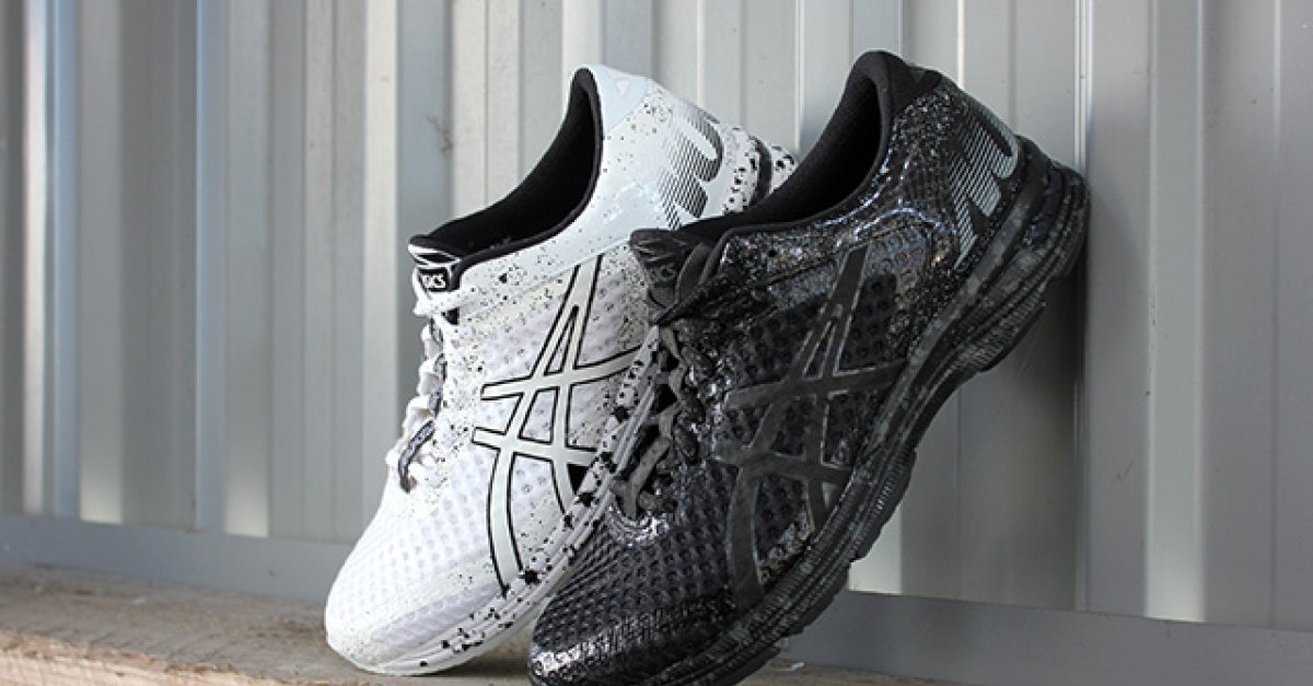 ASICS Gel Noosa Tri 11 (White Noise Collection) Sneaker