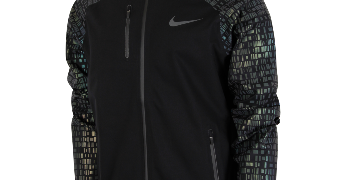 Nike HyperShield Flash Løbejakke Herre