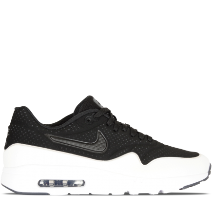 new styles 202fa 1a62a ... promo code for nike air max 1 ultra moire herre black black white ba354  844c0