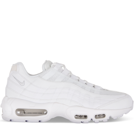 sports shoes 07b73 bf55b ... norway nike air max 95 dame white white pure pla 1509918 2655f 63cc6