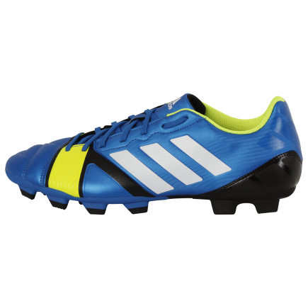lowest price abbba 52e66 ... official store where can i buy adidas nitrocharge 3.0 trx fg herre  blubea running white 1182669