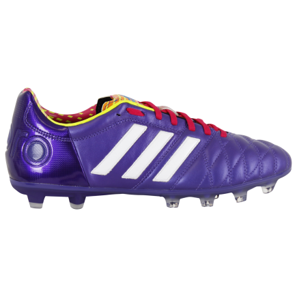 the latest 37c9a a133c adidas-11Pro TRX FG-Black Purple Running-1244026