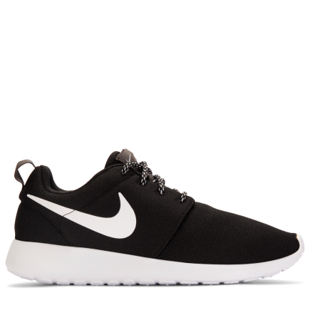 check out 2c2a1 fcbf5 Nike-Roshe One-Black White-dark Gre-1512439
