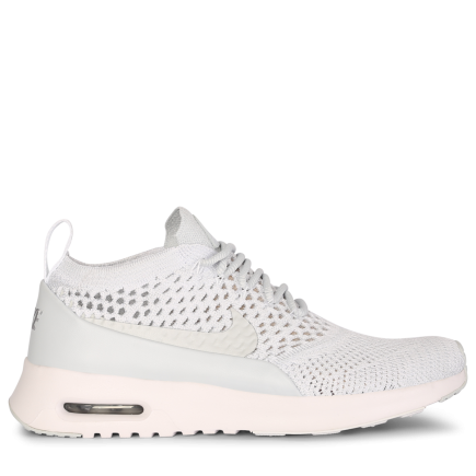 Nike-Air Max Thea Ultra Flyknit - Dame-Pure Platinum/Pure P-