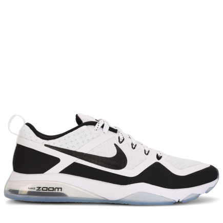 on sale 98353 51913 Nike-Air Zoom Fitness - Dame-WhiteBlack-1550416