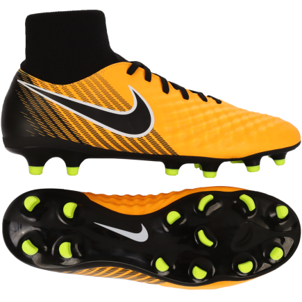 huge discount 3b436 28bff Nike-Magista Onda II DF FG Lock In, Let Loose-Laser Orange