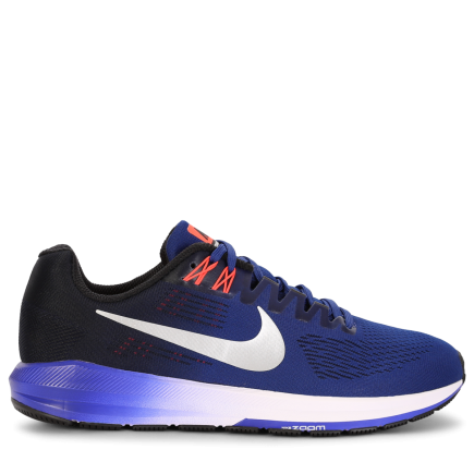 best website e381b 126b0 Nike-Air Zoom Structure 21 - Herre-Deep Royal Blue Meta-1579413