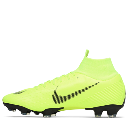 new concept aad1a 1f2c8 Nike-Mercurial Superfly 6 Pro FG  Always Forward -Volt Black-