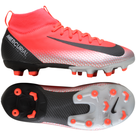 purchase cheap 287e9 e709c Køb Nike Mercurial Superfly 6 Academy CR7 FG/MG 'Chapter 7: Built On ...