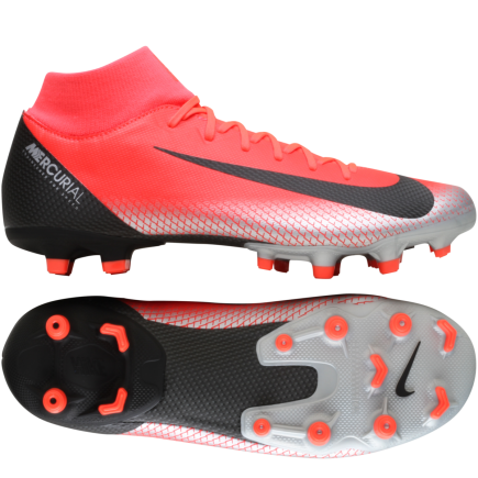 dd32319c7cb Køb Nike Mercurial Superfly 6 Academy CR7 FG/MG 'Chapter 7: Built On ...